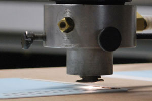 Laser Machining of Alumina Substrates