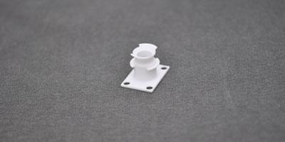 11 Diameter X 1//2 Thick Macor MAC3-08176 Machinable Ceramic Disc